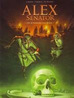 Cover: Nr 9 De schimmen van Rome - Alex senator