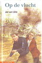 Cover: Op de vlucht - Ad van gils