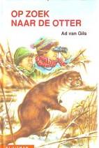 Cover: Op zoek naar de otter - Ad van gils