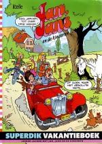 Cover: Vakantieboek 2010 - Jan jans en de kinderen