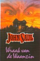 Cover: Wraak van de waanzin - Saul J.